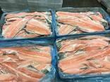 Продукты переработки лосося (Хребты, Брюшки, Головы, Куски и - фото 8