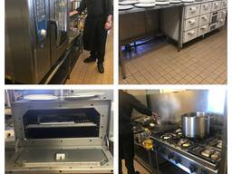 Professional Kitchen Equipment