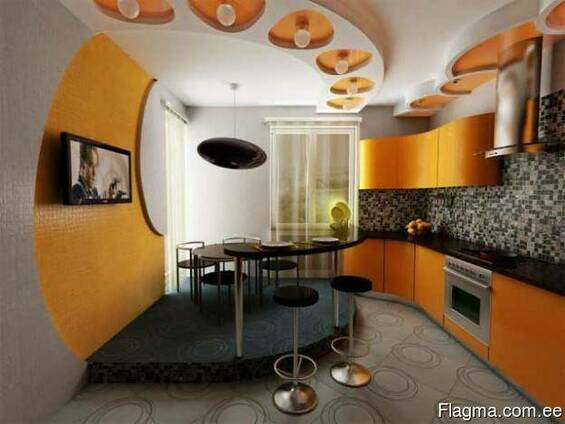 Ремонт квартир, домов