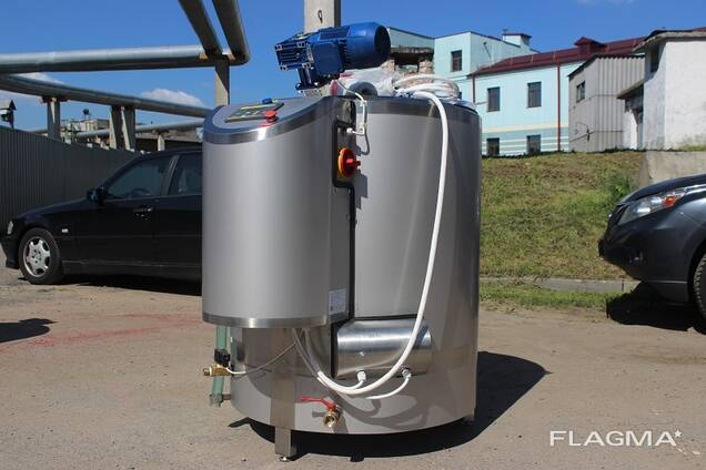 Statsionaarne piimapastörisaator ps-600
