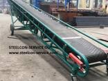 Steel constructions, conveyors, frame steel halls, welded steel construction - фото 1