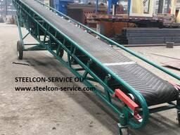 Steel constructions, conveyors, frame steel halls, welded steel construction