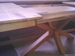 Столы обеденные дубовые - фото 4