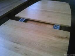 Столы обеденные дубовые - фото 5