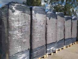 Верховой торф оптом в биг болях (4 m³) 960 кг
