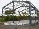 Welded steel construction - фото 4