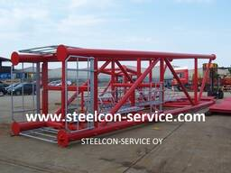 Welded steel construction